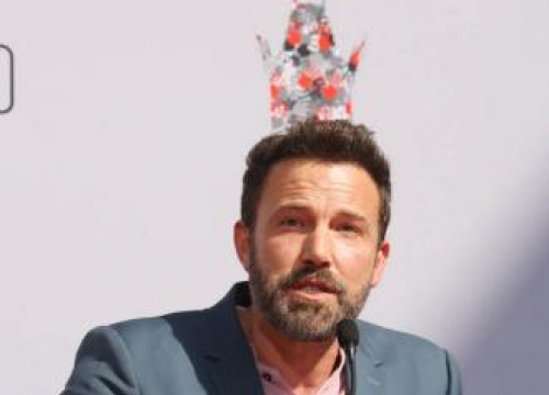 Ben Affleck 'Nervous' About The Last Duel