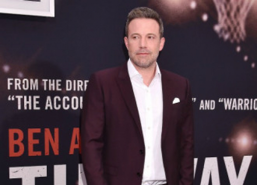 Ben Affleck 'Suffered' While Filming Justice League