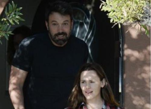 Ben Affleck And Jennifer Garner Putting Kids First