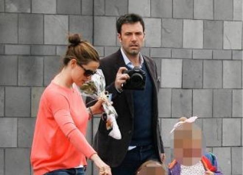 Ben Affleck And Jennifer Garner Almost Split After Son's Birth