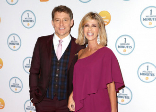 Ben Shephard And Kate Garraway To Voice Elephants In Tom & Jerry
