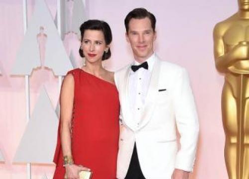 Benedict Cumberbatch Names Son
