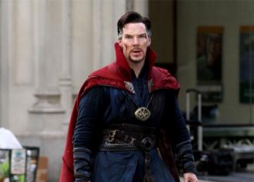 Benedict Cumberbatch: It's Very Cool To Be A Marvel Superhero
