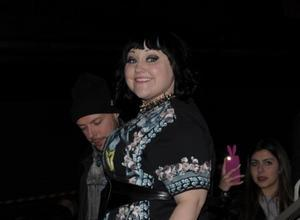 Beth Ditto Rang In 2015 With Oregon Wedding