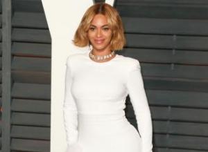 Beyoncé designs platform shoe