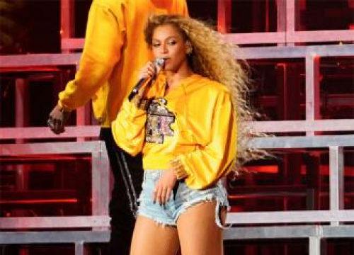 Beyonce Urges Protesters To Stay Focused
