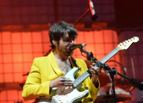 Biffy Clyro 'Fell In Love With Noise' Again