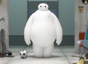 'Big Hero 6' Further Merges Disney With Marvel