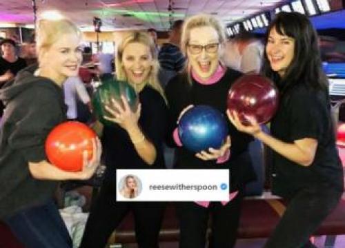 Meryl Streep Bad At Bowling