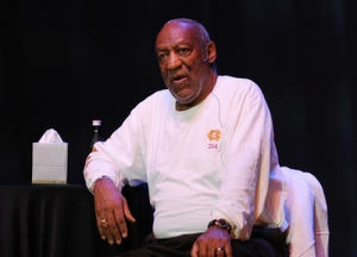 Top Studio Boss Files For Divorce From Bill Cosby Accuser