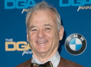 Bill Murray Celebrates Mark Twain Prize And Chicago Cubs Win In Same Weekend