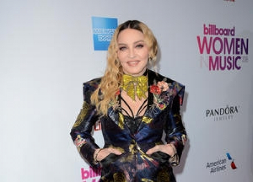 Madonna Champions Freedom For Women In Blistering Awards Speech
