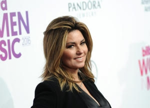Shania Twain's New Album Will Feature Marriage Split Track