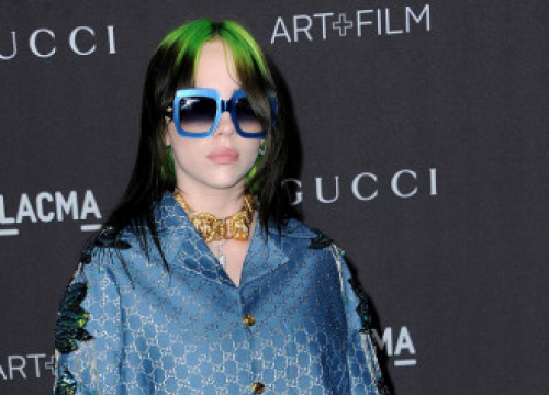 Billie Eilish Hails Julian Casablancas As A 'Genius'