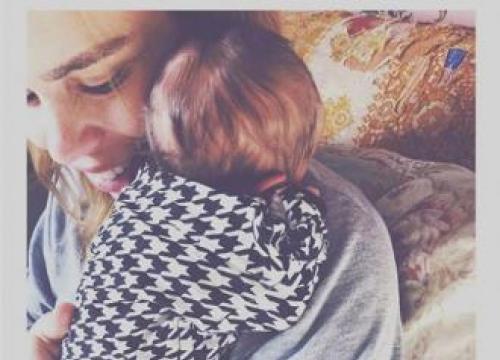 Billie Piper Unveils Baby Girl