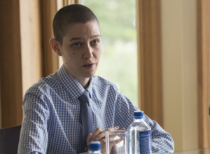 Asia Kate Dillon Educates Ellen On Their Gender Non-Binary Identity