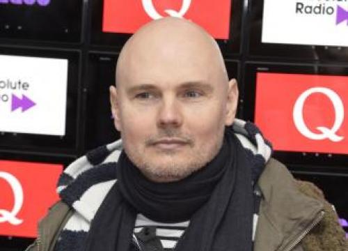 Billy Corgan Felt David Bowie's Presence