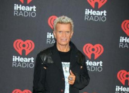 Billy Idol Announces New Las Vegas Residency