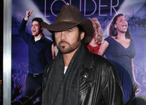 Billy Ray Cyrus Changes Name