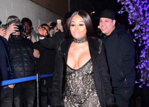 Rob Kardashian Vows Never To Give Up On Blac Chyna