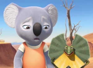 Blinky Bill The Movie Trailer