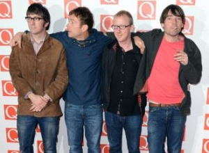 Blur announce first album in 11 years