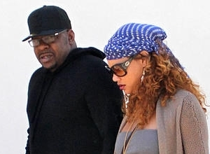 Bobby Brown's Wife, Alicia Etheredge, Taken To Hospital After Attending Bobbi Kristina's Funeral