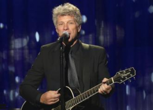 Bon Jovi Lead 2018 Rock And Roll Hall Of Fame Inductees