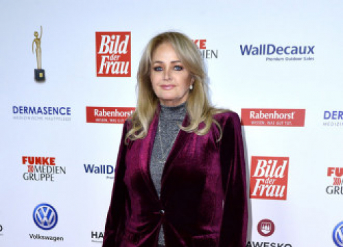 Bonnie Tyler Is A 'Rock Girl At Heart'