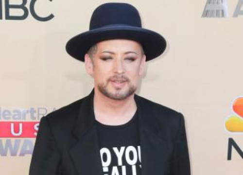 Boy George Had To Wear 'Bulletproof Vest' After Death Threats