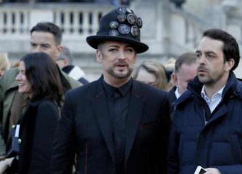 Boy George Admits Sobriety Changed His Life