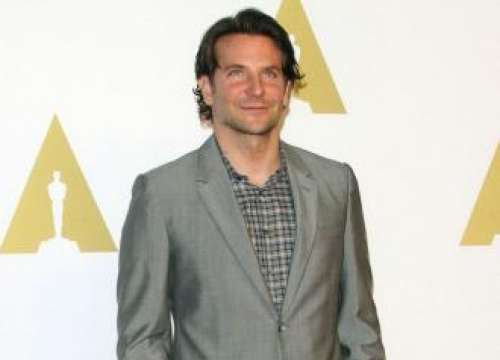 Bradley Cooper and Quentin Tarantino for Hollywood Walk of Fame