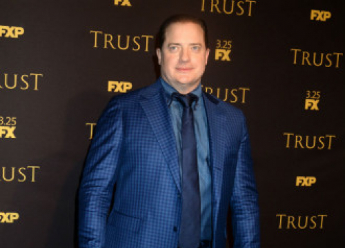 Brendan Fraser To Star In The Whale