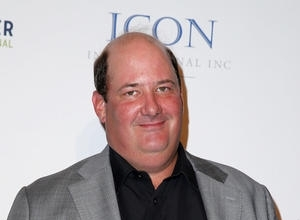 Actor Brian Baumgartner Is A First-time Dad