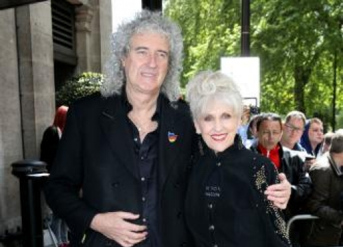 Brian May: Queen are interested in headlining Glastonbury