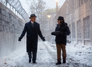 Tom Hanks On Working With The Coen Bros & Steven Spielberg On 'Bridge of Spies': 'It's Like A Lottery Win'