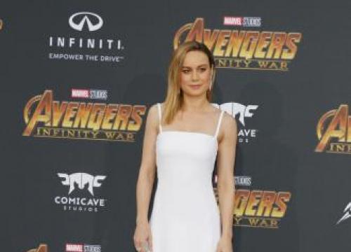 Captain Marvel's First Trailer Teases New Marvel Movie