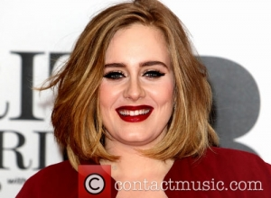 Adele Named Songwriter Of The Year At The Ivor Novello Awards