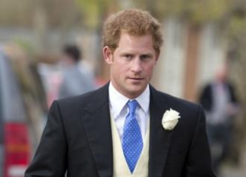Britain's Prince Harry 'can't wait' to meet niece