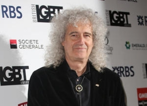 Ailing Brian May Recovering In A 'Safe Place'