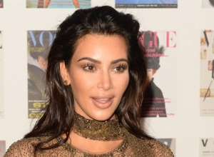 Kim Kardashian Didn't Actually See The Final Edit Of Kanye's 'Famous' Video