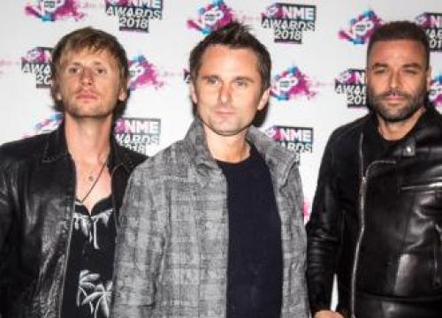 Muse Drummer Gets 'Tribal' As Band Tease Album Progress