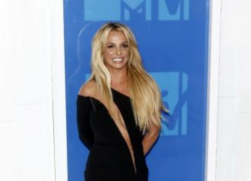 Britney Spears Is Recording Her New Album