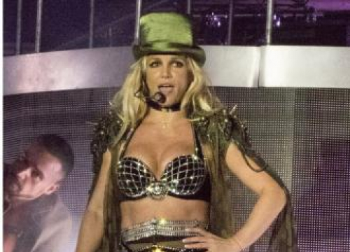 Britney Spears' 'Hip-hop' Residency
