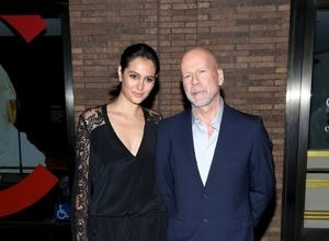 Bruce Willis Rings In 60th Birthday With Superstar Pals