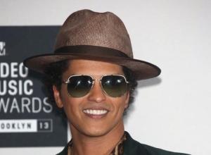 Bruno Mars Calls Adele