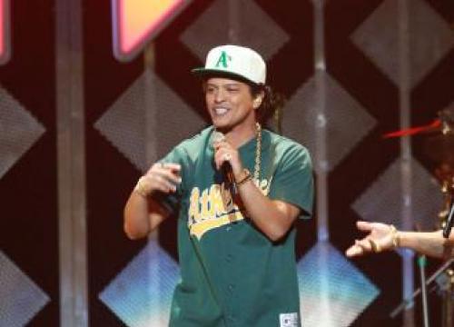 Bruno Mars To Headline Bst Hyde Park