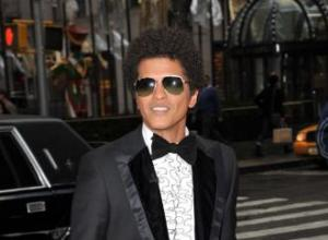 Bruno Mars and Miley Cyrus make Forbes' 30 under 30 list