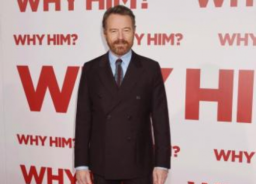 Bryan Cranston: Women Have Tougher Time In Hollywood