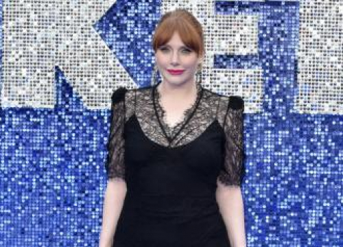 Bryce Dallas Howard Kept Bra From Rocketman